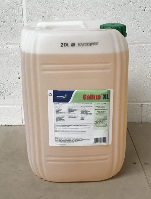 Gallup® XL Total Weed Killer 20Ltr